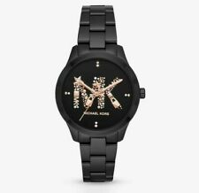 Michael Kors Runway Black-tone Watch