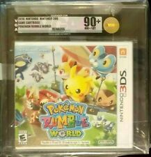 Pokémon Rumble World Nintendo 3DS New Sealed Mint GOLD 90+ WoW Pokemon!