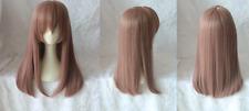 A Silent Voice Koe no Katachi Nishimiya Shouko Anime Cosplay Wig Straight Hair