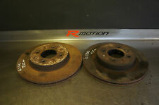 Civic EK EG VTI EK4 EG6 Front pair 262mm used brake discs