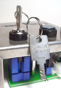 Sicherheits-Schlüsselschalter KABA MICRO, Th Series 25, Module