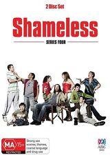 Shameless : Series 4 (DVD, 2011, 2-Disc Set) R4 New, ExRetail Stock (D165)