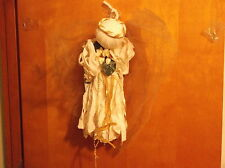"""HOLIDAY HAND CRAFTED """"RAGAMUFFIN ANGEL""""  by D.J."""