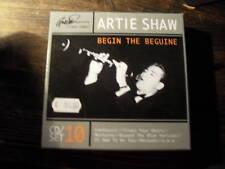 "ARTIE SHAW "" begin the beguine ""  10 cd"
