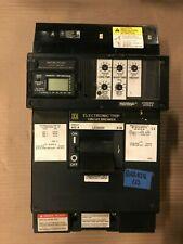 Square D Lx Lx36400 350 300 Amp Circuit Breaker Lsi Micrologic Ser B Arp088
