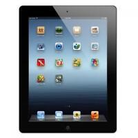 Apple iPad 2 16GB, Wi-Fi + Cellular (AT&T), 9.7in - Black (MC773LL/A) - B