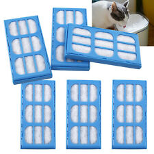 6 Pack Replacement Water Filter Cartridges For Cat Mate & Dog Mate Fountains