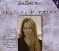 """JULIANE WERDING """"STAR COLLECTION-BEST OF"""" 2 CD NEUWARE"""