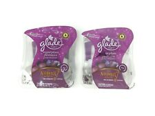 Lot of 4 Glade Plugins Sugarplum Fantasies Scented Oil Refills Nutcracker