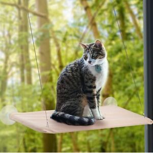 Cat Window Hammock Pet Kitty Bed Hanging Sunshine Hammock Seat Holds Up 20kg