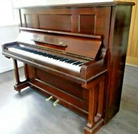 Hi Quality Professional Restored Feurich German Upright Piano + Delivery