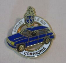 PINS COLLECTION GENDARMERIE COMPAGNIE CHOISY LE ROI