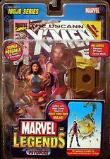 Marvel Leyendas Mojo Baf Serie Psylocke (2006)