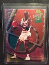 Michael Jordan 1993-94 Ultra Power In The Key #2 - Bulls - SUPER RARE Insert