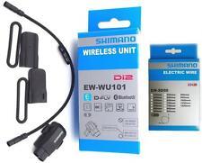 Shimano EW-WU101 ANT+ WIRELESS BLUETOOTH UNIT Di2 E-TUBE + EW-SD50 200mm CABLE