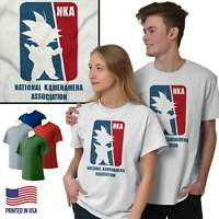 National Kamehameha Association Dragon TV Mens T-Shirts T Shirts Tees Tshirt