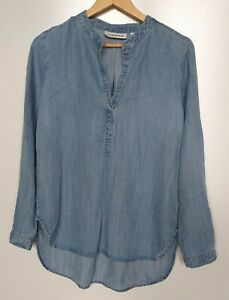 Country Road Women's Long Sleeve Loose Top Size Small