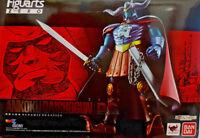 Il Generale Nero ANKOKU dal Grande Mazinga - Bandai SH Figuarts 23cm - Brown Box