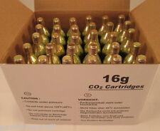 4 - 16 gram CO2 cartridge Threaded BIKE TIRE INFLATOR KEG charger (4) 16g C02 Th