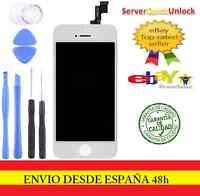 Pantalla para Iphone 5S Blanco completa tactil display retina + Herramientas