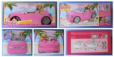Automobile per Barbie auto Glam Cabriolet convertibile originale Mattel CGG92