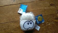 disney club penguin white puffle series 8 new with coin/code