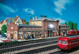 FALLER H0 110115 - Railway Station Mittelstadt Kit New