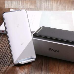 Phone Charging Pad 10W Qi Wireless iPhone X XS Max XR Samsung Note 9 Xiaomi Oppo