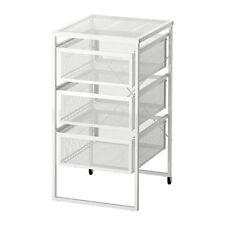 IKEA LENNART 3 Drawers Storage Unit + Castors,Home Office Shop Use,Hold A4 Paper