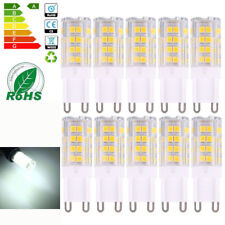 10x G9 LED Birne 8W 2835 SMD führte Kaltweiß Energiesparlampen Super Bright 220V