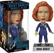 The X-Files - Dana Scully FBI Agent Wacky Wobbler Bobble Head Figure NEW Funko