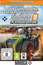 Landwirtschafts Simulator 19 - Platin Edition - PC Steam Download Code