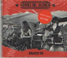 """CD HEROES DEL SILENCIO """"BASICO 96 -DIGI-"""". Nuevo y precintado"""