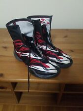 timeless design bd428 bea0a Nike Air Jordan 28 XX8 OAK HILL ACADEMY Black White Red Camo 11 555109-011