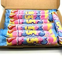 Barratts Flumps Twist Large Marshmallow Sweets 7x12g FREE UK DELIVERY