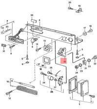 Genuine Volkswagen Fault-Current Circuit Breaker NOS VW Campmobile 721937053