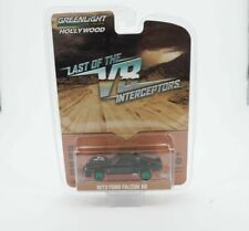 Greenlight 44770-A Last of the V8 Interceptors 1973 Ford Falcon XB Toy Car - Black