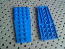 Lego Wing Double 4x9 Plane [2413] Blue x2