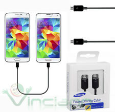Cavo ricarica Power Sharing originale Samsung micro USB p Galaxy S5 G900F e Gear