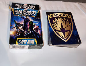 Marvel Guardians of the Galaxy Playing Cards
