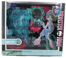 Mattel Monster High lagoona blue, cuarto de baño, accesorios, PVP € 39,95 nuevo