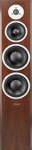 Dynaudio Excite X38 Walnut Finish Floor Standing Speakers (Ex Demo)