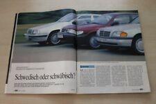 AMS 18079) Volvo 850 GLE mit 140PS besser als...?
