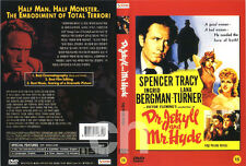 Dr. Jekyll And Mr. Hyde (1941) - Spencer Tracy DVD NEW