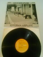 JEFFERSON AIRPLANE - BLESS IT'S POINTED LITTLE HEAD LP / UK STEREO 1ST PRESS RCA