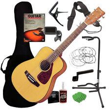 Yamaha JR1 Junior 3/4 Scale Mini Acoustic Guitar COMPLETE GUITAR BUNDLE