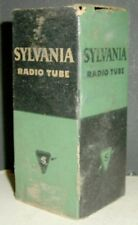 Vintage NOS Sylvania 12SF5 Radio Tube - Triode, Vacuum   Audio Frequency
