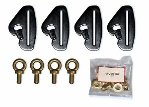 DragonFire Racing Quick Release Harness Mounting Kit For Maverick X3 14-2103