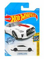 Hot Wheels 2020 '17 NISSAN GT-R (R35) 137/250 HW Speed Graphics 10/10 Mattel