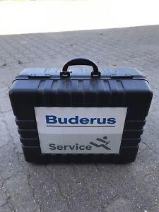 Buderus Servicekoffer Logamax plus GB172 14-24(k)